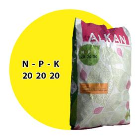 کود NPK 20 20 20